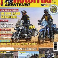 MotorradABENTEUER 2018/06 Titelseite