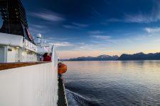 Auf den Hurtigruten zu den Vesteralen