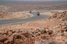 Gebirgspass zwischen Atar und Choum im Adrar, Mauretanien