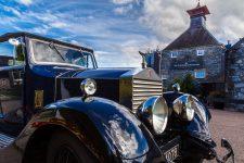 Glenfiddich Distillerie in Dufftown, Speyside Schottland