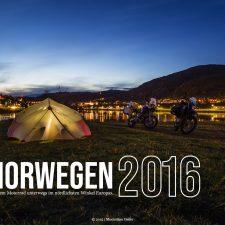 Kalender Norwegen 2016 Titel