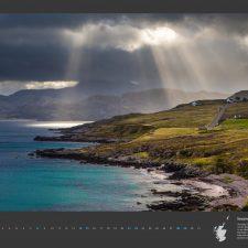 Kalender 2017 Schottland Seite 2