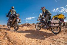 Offroad Enduro-Fahren in Mauretanien