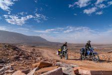 Offroad-Fahren im Adrar Mauretanien