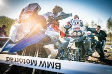 Trainingseinheit Sackgasse beim Enduro Action Team in Meltewitz